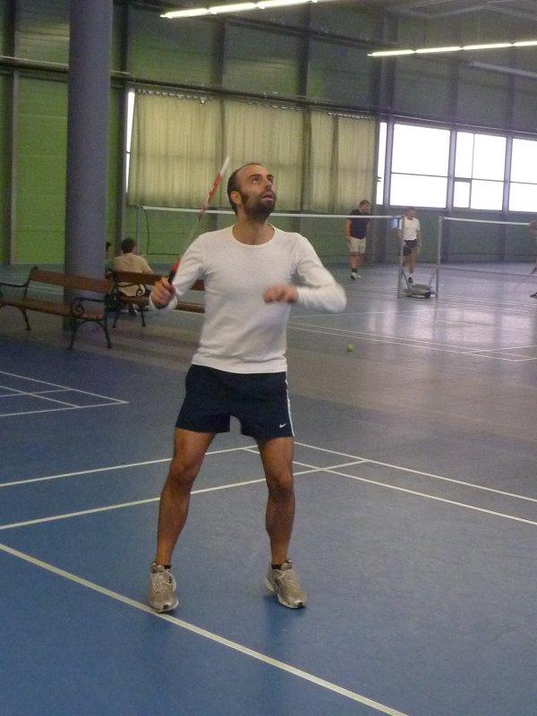Badminton Goodbye Tournament 4