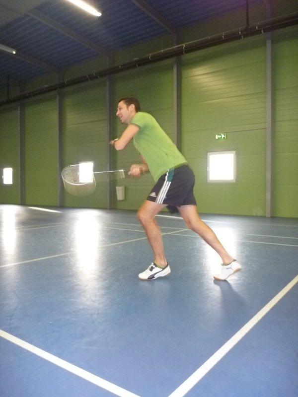 Badminton Goodbye Tournament 3