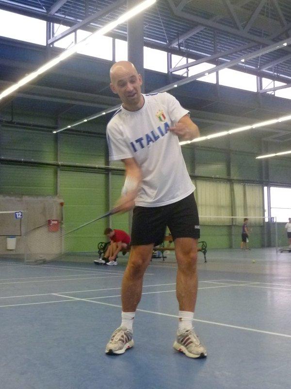 Badminton Goodbye Tournament 2