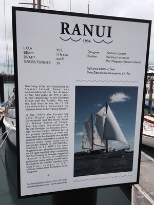 Ranui Description