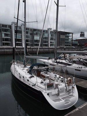 Benetau sailboat for sale