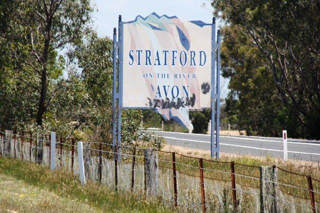 Stratford on the River Avon in Australia