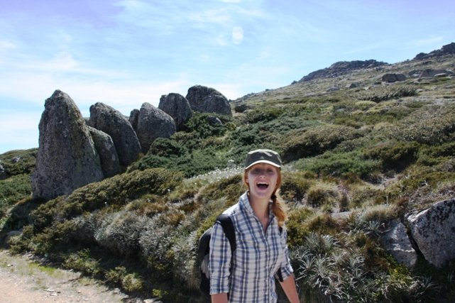 Walk to Mount Kosciuszko