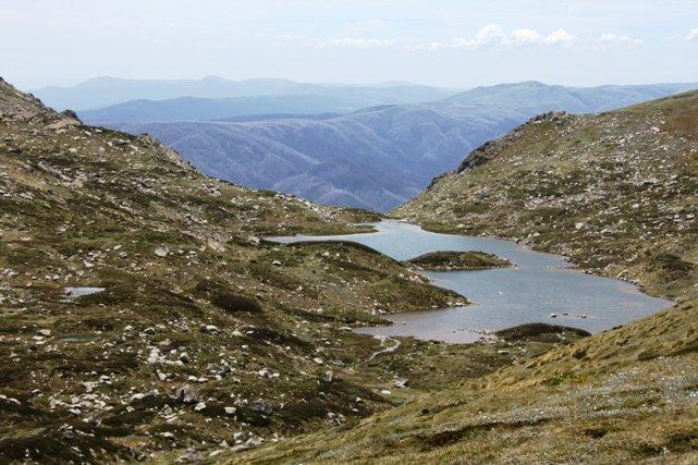 Lake in Mount Kosciuszko National Park
