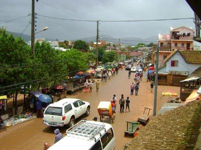 Ambositra, Madagascar