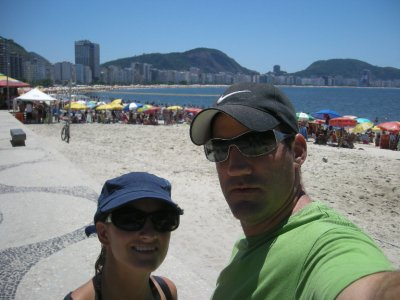 Girl from Ipanema and other bloke