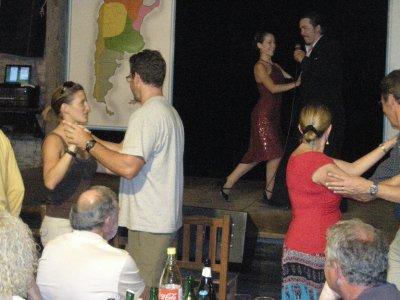 Tango-ing