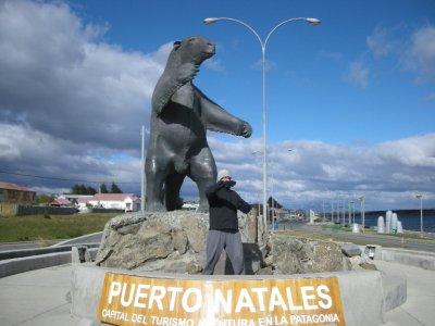 Milodon - Puerto Natales