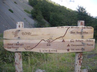 Our Journey - Torres del Paine Nat Park