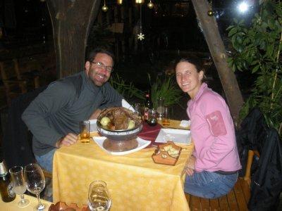 Meat fest - Pucon