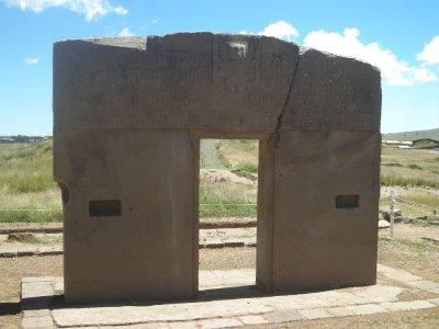 Tiwanaku - Sun Gate