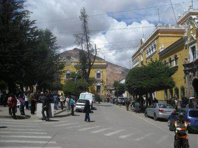Potosi - Main square
