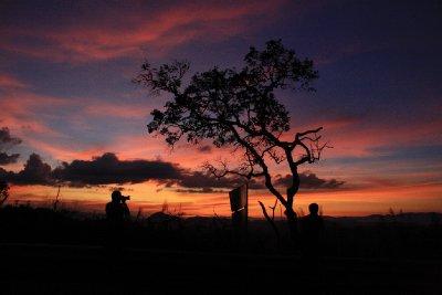Mae Hong Son Loop sunset