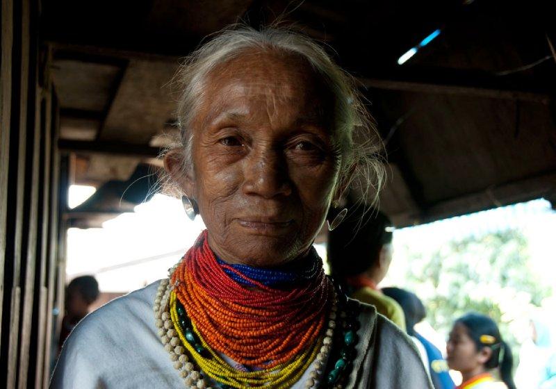 Lawa hill tribe portrait