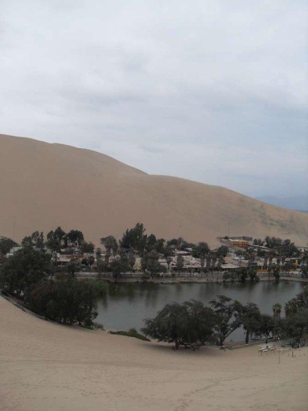Huacachinaness