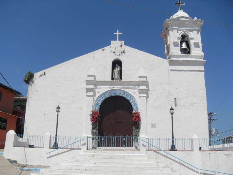 Taboga church
