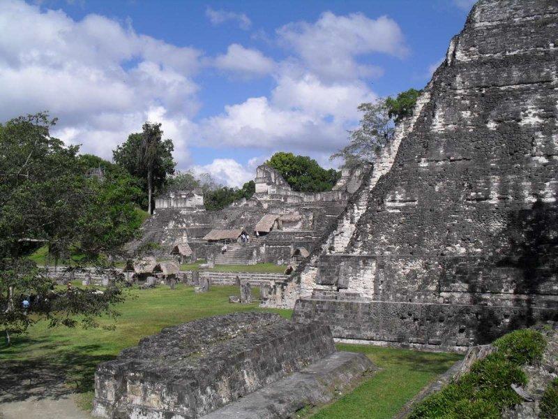 More Tikal epicicity