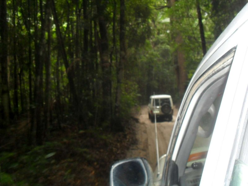 Very Bumpy Road