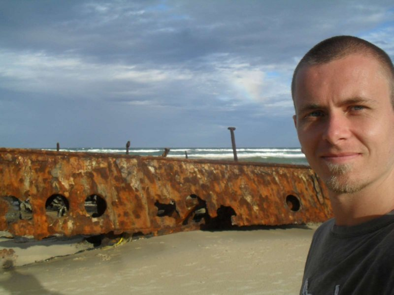 Maheno Ship Wreck 30