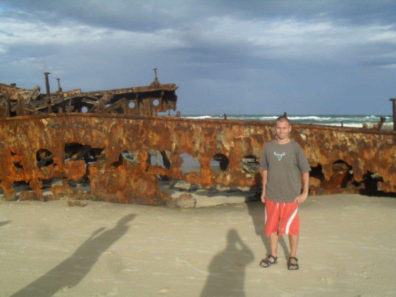 Maheno Ship Wreck 29