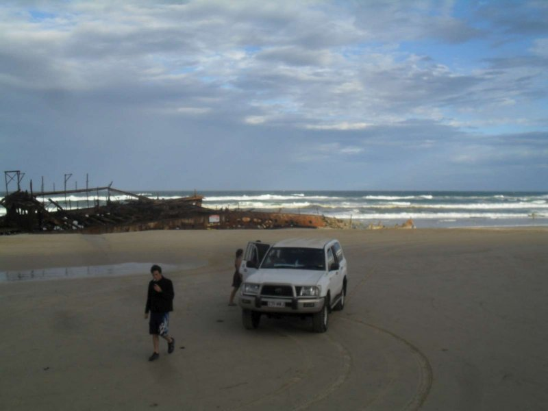 On the road/beach again 3