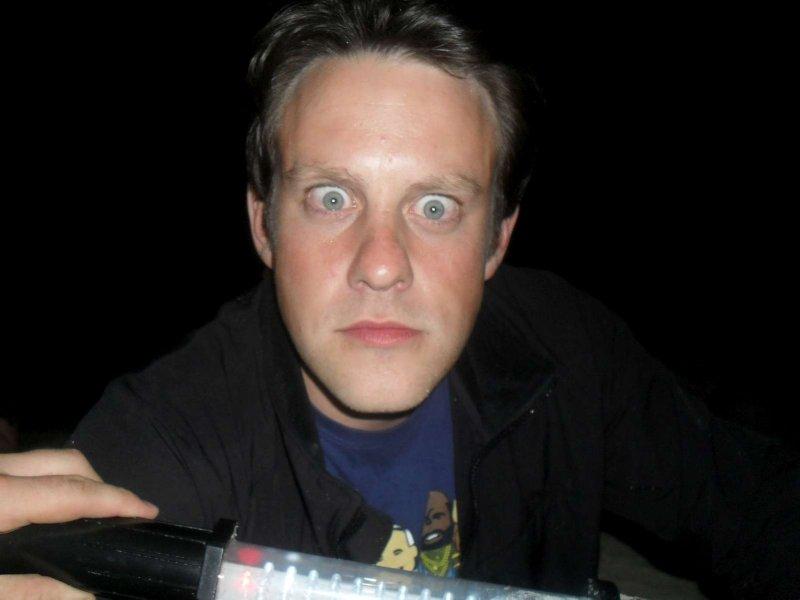 Scary Chris