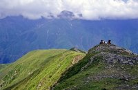 High Caucasus Mountains - Pankisi George
