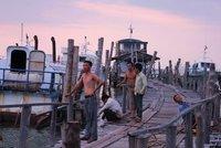 Sunset Sihanoukville Port