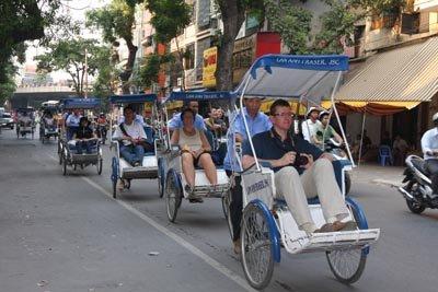 Cyclo Tour in Hanoi_Asia Top DMC