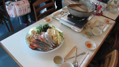 Steamboat Feast