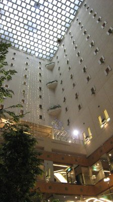 Inner design of SAPPORO KORAKUEN HOTEL