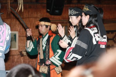 Tribal Group Dance