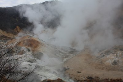 Very sulfur smell