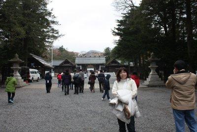 Hokkaido Jingu (北海道神宮)