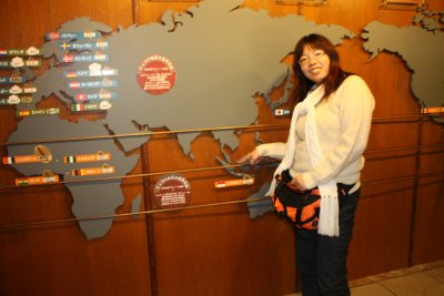 Where is Singapore? There!