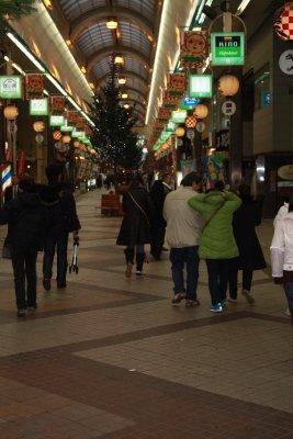 Street Photo of 狸小路商店街