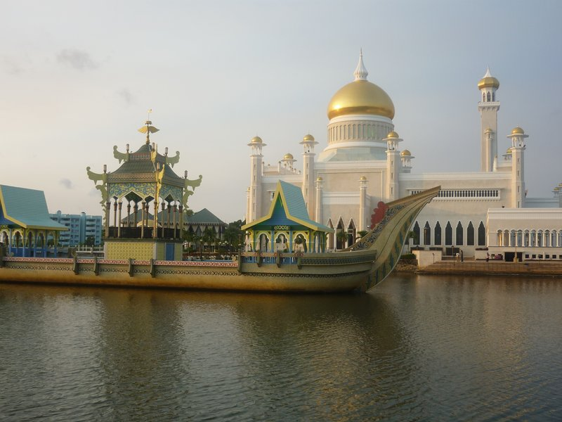 Mosque in Central BSB