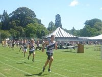 Sports Day at Christchurch College