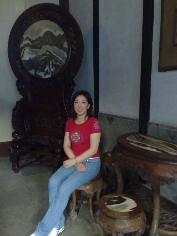 Lu Wang at Zhou Zhuang