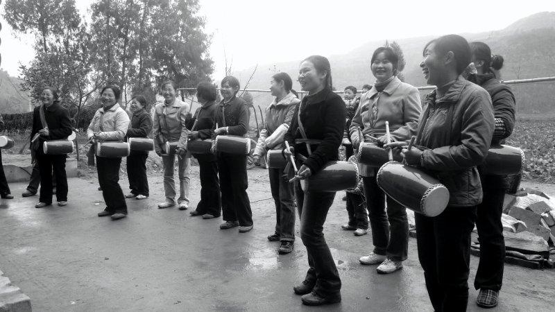 Village Dance & Drumming Practice