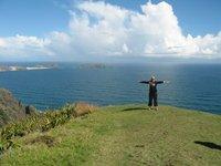 Me at Cape Maria van Diemen