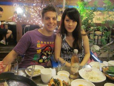 Asian hostess club