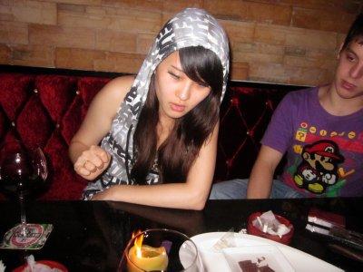 BBQ and Hostess Bar - South Korea