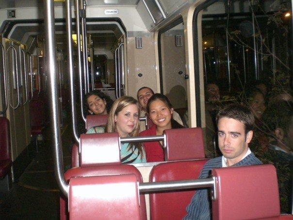 The beloved tram