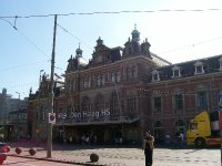 Holland Spoor Station