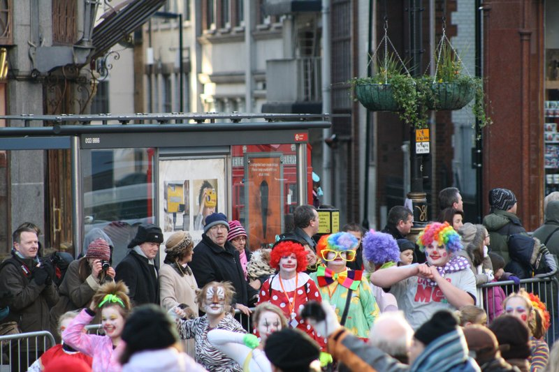 New Years Parade London