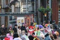 New Years Parade London