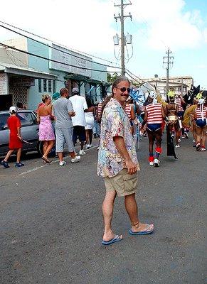 Parade Groupy