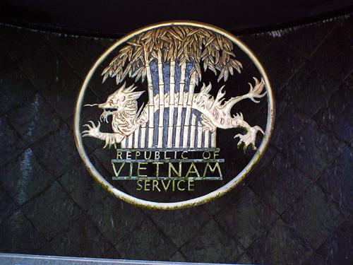 Viet Nam Memorial Dragon