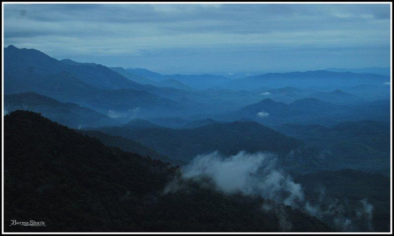 Hills of Wayanad, Kerala